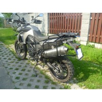 BMW F 800 GS / F 650 GS TWIN symetrický